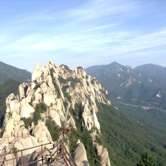 The peak!